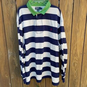 Polo by Ralph Lauren Rugby Shirt 4XB